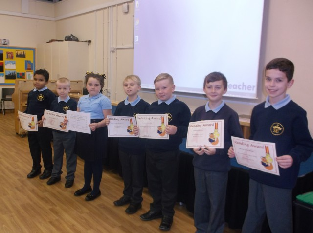 KS 2 winners